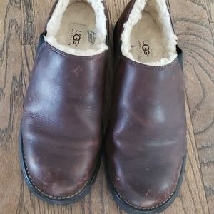 UGG Australia slip on boot shoes